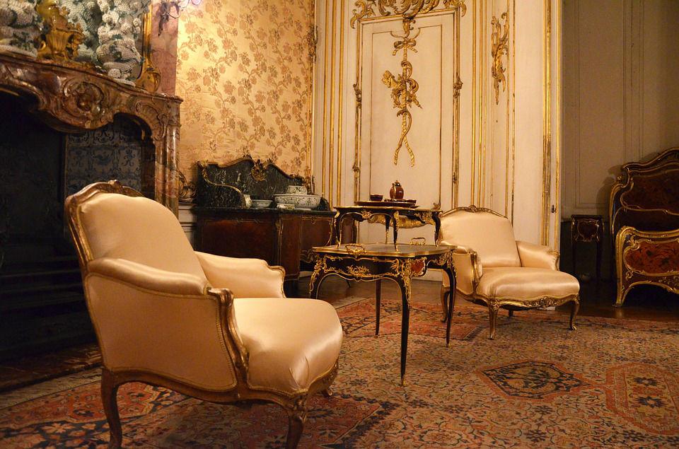 Tendance : le come-back de la décoration baroque